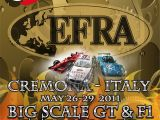 EFRA Big Scale GT e F1 Italian GP 2011 - Circuito Stradivari