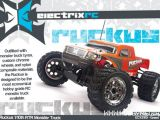 Electrix RC Ruckus Monster Truck - Horizon Hobby