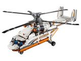Elicottero da carico LEGO  (42052): modello alternativo