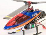 Elicottero elettrico con monorotore tripala 1V33 - Scorpio RC
