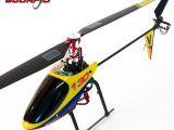 Elicottero elettrico Flybarless 1v30 Scorpio video - Tecnica RC