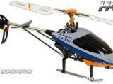 Elicottero radiocomandato monorotore H40 FBL - Scorpio