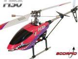 Scorpio H30 RTF: Elicottero elettrico con radio a 5 canali
