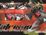 CEN eMatrix 10B: Buggy brushless RTR in scala 1/10