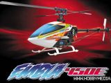 Elicottero acrobatico Hirobo EMBLA 450E - nuovo sito web