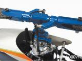 Testa rotore Flybarless Hirobo EMBLA 450E: elicottero per volo acrobatico classe 450