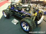 enRoute - Lynx 5 Monster Truck Brushless in scala 1/5 - Tokyo Hobby Show 2010