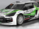 HobbyTech: STR8 EPX2 Citroen DS3 Rally Race in scala 1/8