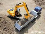 Escavatore Idraulico radiocomandato Earth Digger 4200XL RTR - Modellismo Movimento Terra