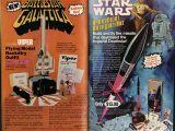 Razzimodellismo e giocattoli da collezione - Catalogo Entes Guerre Stellari, Star Trek, Battlestar Galactica...