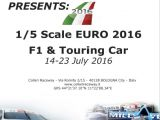Campionati Europei Large Scale Touring Car 2016 - Diretta