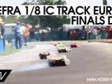 """Video: Finale dei Campionati Europei """"B"""" Pista 1/8 di Bologna"""
