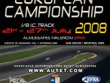 Campionato Europeo EFRA 1:8 Valencia 2008 Auto-modellismo