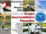 Evento Aeromodellismo - Festa 2009 del Gruppo Aeromodellistico Piacentino