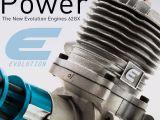 Evolution 62GX motore da 61.5cc per aeromodelli