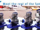 Motori a scoppio per aeromodellismo - Evolution Engines