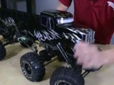 Exceed RC MadTorque 8x8 Crawler Truck RTR in scala 1/8