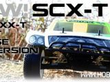 Exotek Racing SCX T - Kit per convertire il Losi XXX-T in Short Course truck