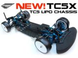 Exotek Racing TC5X LiPo - Telaio per Associated TC5