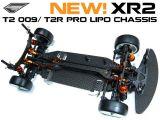 Exotek XR2 - Telaio LiPo per Xray T2 009 e T2R Pro Touring