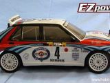 Italtrading EZ Power - Lancia DELTA 4WD EVO (Montecarlo 1992) RC EZRL 044 - The Rally Legends