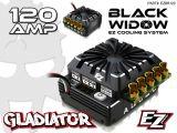 EZPower Gladiator 120A - Regolatore di velocità brushless