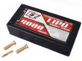 Pacco Batterie LiPo EZPower Short 4000mAh 40/80C