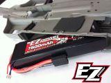 Batterie LiPo EZPower 7600 mAh 7,4V e 5000 mAh 11,1V