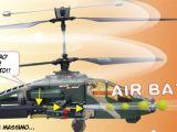 Modellismo e giocattoli: Elicottero RC che spara pallini soft air...
