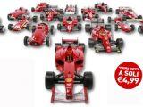 Ferrari F1 Collection della Gazzetta dello Sport e Fabbri editore - Opera a fascicoli di Modellismo in edicola