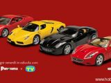 Fabbri Editori Ferrari GT Collection - Fascicoli di Modellismo in edicola con Panorama e TV Sorrisi e Canzoni