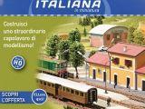 Costruisci la tua Ferrovia Italiana in miniatura: Nuova opera a fascicoli della Hachette - Modellismo in edicola