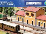 La Ferrovia Italiana torna in edicola con Panorama e TV Sorrisi e Canzoni - Opera a fascicoli Hachette