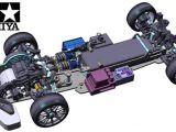 Tamiya FF-03 Upgrade Touring Car: Tokyo Hobby Show 2012