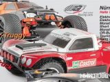 FG Modellsport Buggy e touring car big scale brushless, BMW X6, Short Course Monster-Truggy 1/5 a scoppio