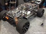 FG Modellsport: Truggy TR4 e nuovi modelli brushless 1/5