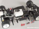 FG Sportsline 1:5 4WD RTR Mini Cooper e Porsche 911 GT3 RSR - Scorpio
