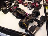 Automodello Formula 1 FGX2015 Sakura della 3Racing