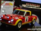Fiat 124 Abarth Rally Portogallo 1975 - Italtrading Toy Fair