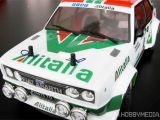 Fiat 131 Abarth WRC e Alitalia radiocomandata a 2.4 GHz - The Rally Legends by Italtrading