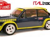 Fiat 131 Abarth OLIO FIAT RTR con Kit di luci - ITALTRADING