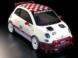 Fiat 500 Abarth Assetto Corse e Lancia 037 Martini Racing
