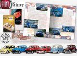 FIAT STORY COLLECTION - Raccolta a fascicoli con modellini Die Cast in edicola - Hachette