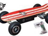 Skateboard Elettrico Radiocomandato - Fiik