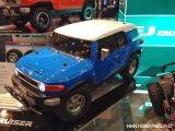 Tamiya Toyota FJ Cruiser in scala 1/10 - Telaio CC-01