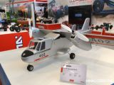 Convertiplano radiocomandato Canadair CL-84 Dynavert - Toy Fair - Spielwarenmesse 2015