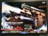 Tokyo Marui FN5-7 Autoloading Pistol with CQ-Flash - SoftAir