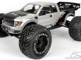 Carrozzeria Ford F150 Raptor SVT per Traxxas E-Revo 1/16