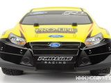 Carrozzeria Ford Focus ST Rally 2012 per Traxxas Slash 4x4, Associated SC10, Losi Ten-SCTE e XXX-SCT