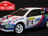 The Rally Legends Ford Focus WRC 2001 Mc Rae GRIST
